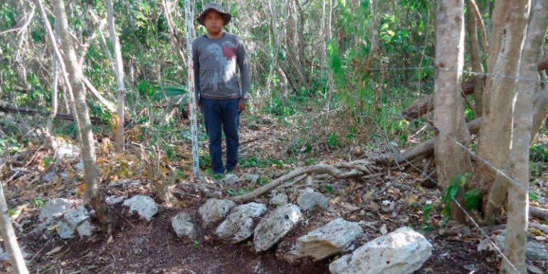 maya posclásica Mahahual Quintana Roo