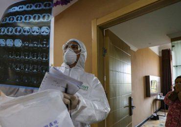 coronavirus covid 19 cuerpo hospital Whuan China