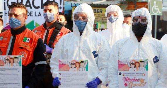 COVID-19 Salud México coronavirus fase 3