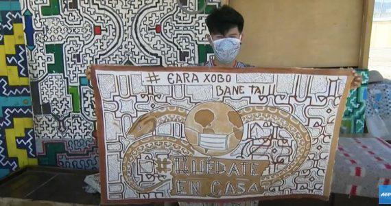 indigenas peruanos artesanías artes Lima Perú