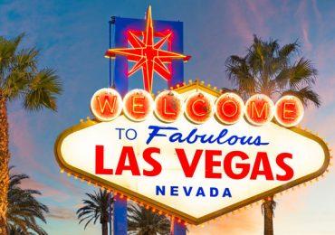 Las Vegas letrero