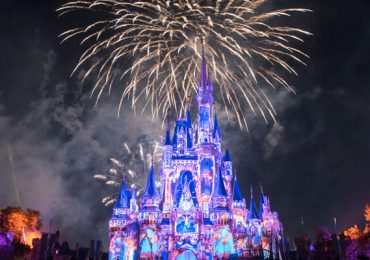 Happily Ever After Magic Kingdom Walt Disney World