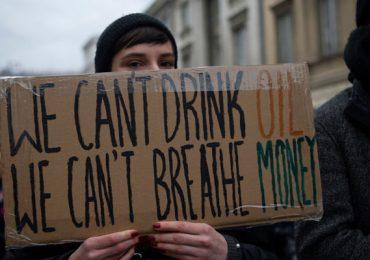 jóvenes cambio climático