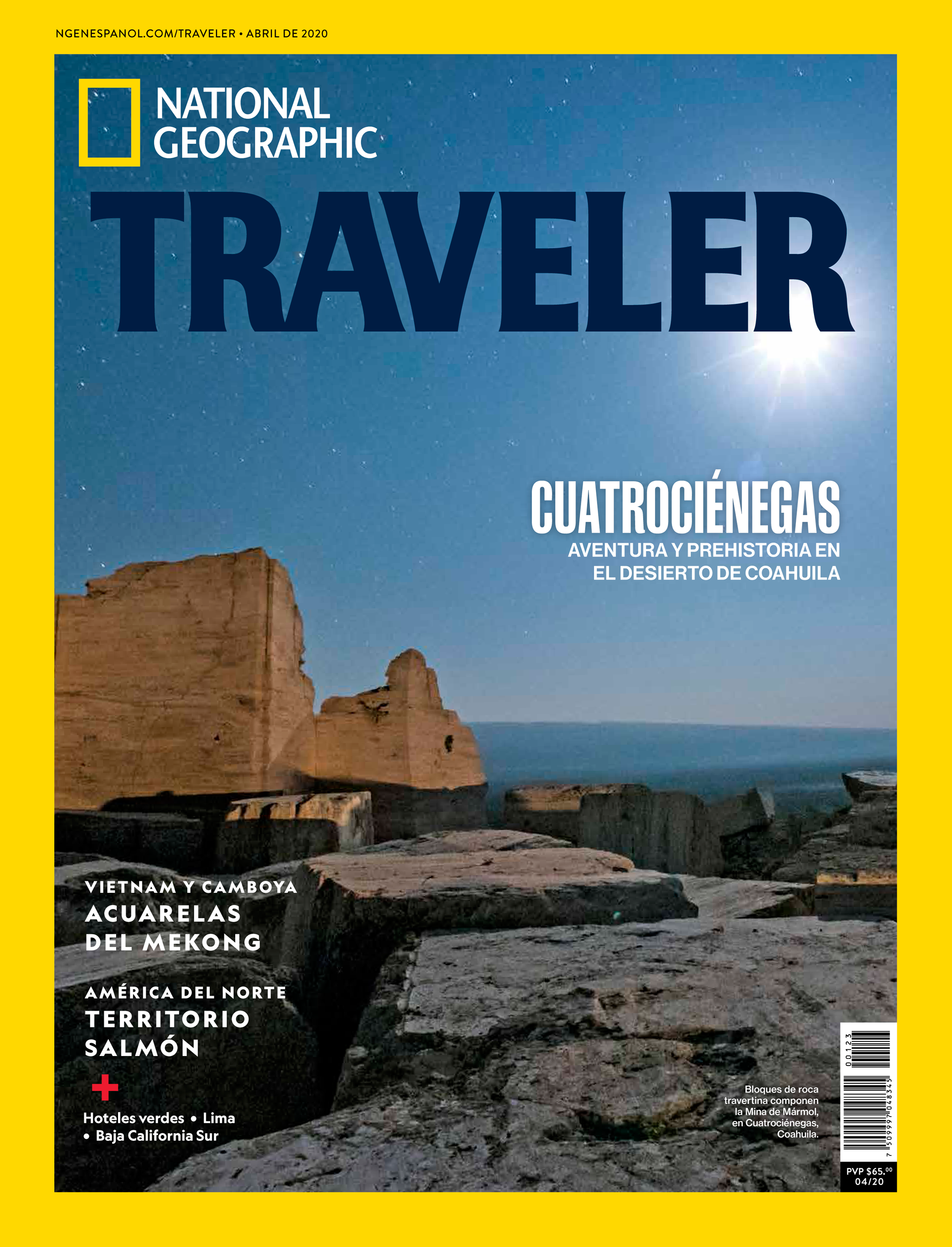 portada edición de abril