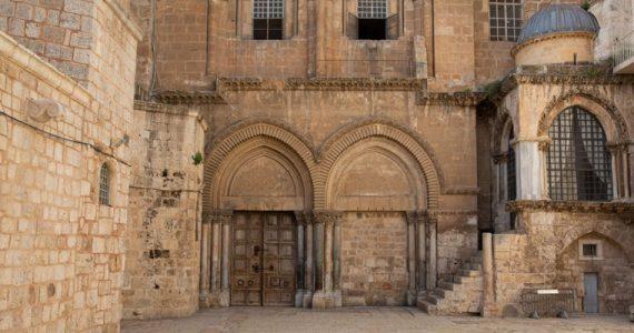 Jerusalén Santo Sepulcro
