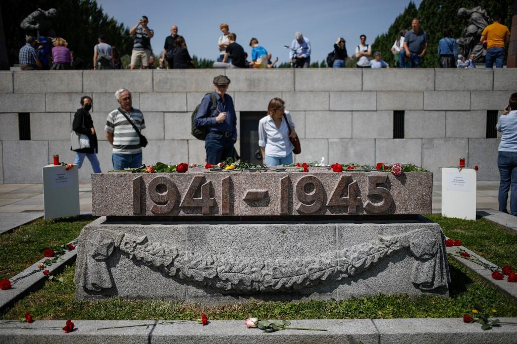 Alemania nazi Aliados Berlín pandemia