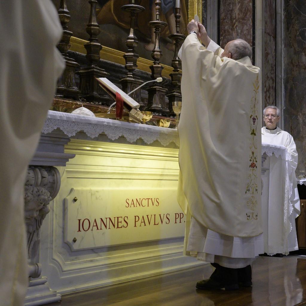 papa Francisco papa Juan Pablo II Vaticano