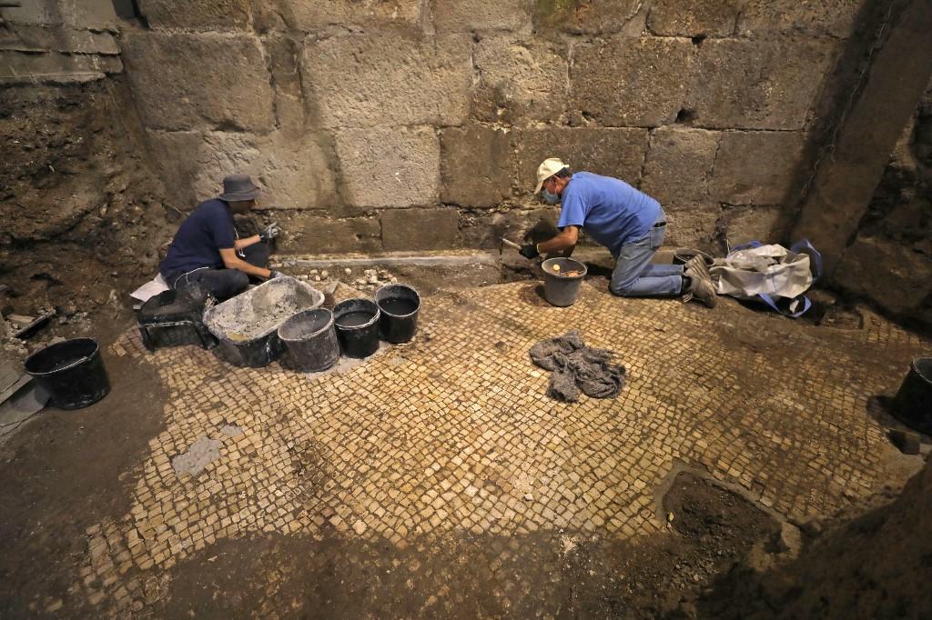 Ciudad Vieja de Jerusalén Muro de los Lamentos