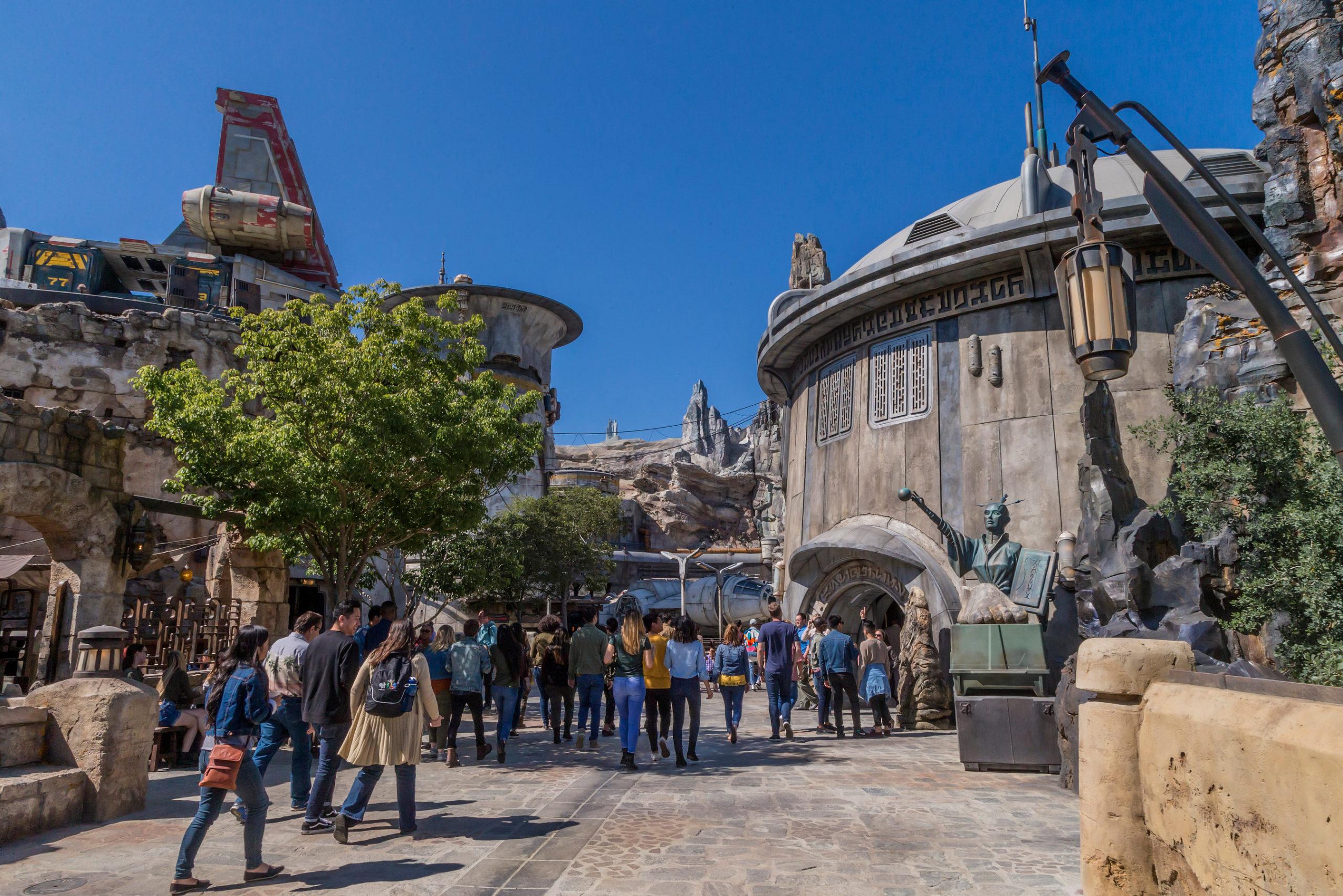 Black Spire Outpost Batuu Disneylanda