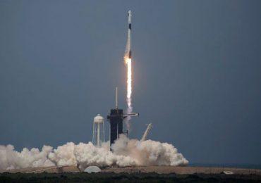 Cohete NASA SpaceX lanzamiento
