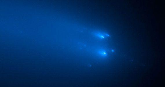 NASA cometa C/2019 Tierra desintegra