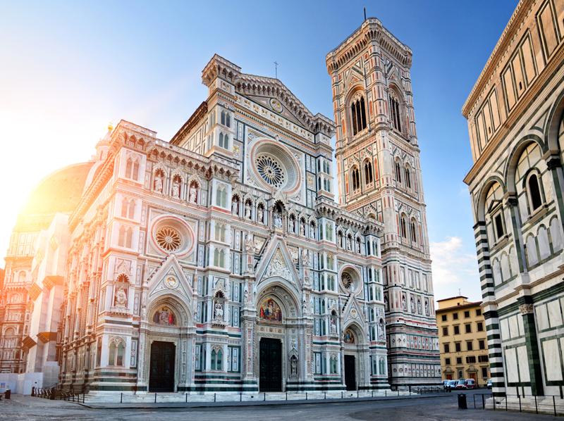 """Reabre el célebre """"Duomo"""" de Florencia con un mensaje de esperanza ..."""