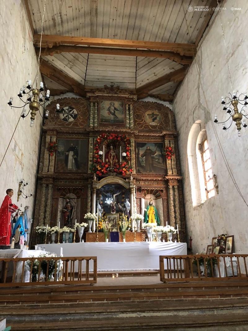 retablo San Cristobal de las Casas Chiapas