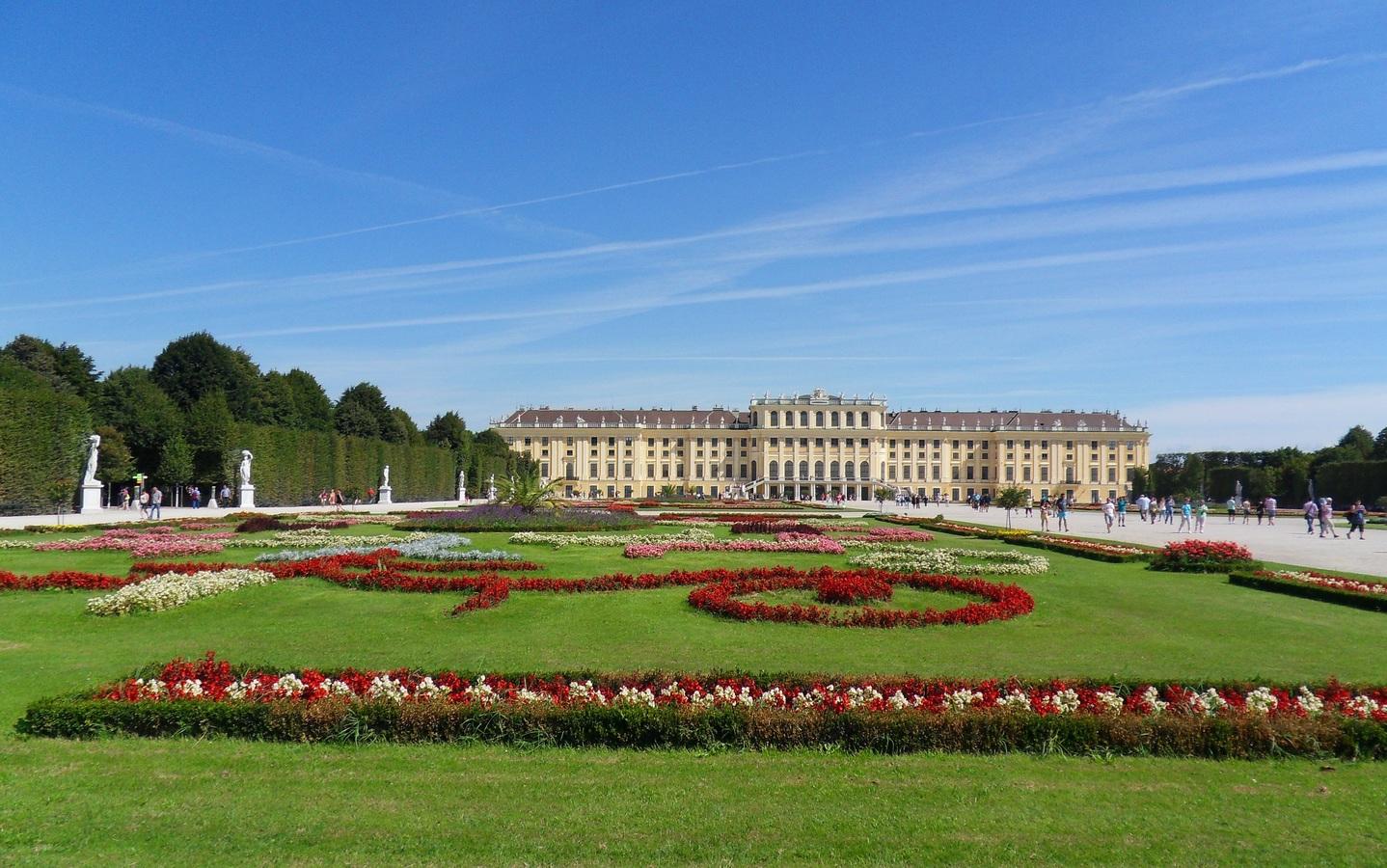 Palacio de Schönbrunn Viena Austria