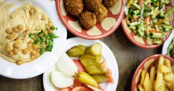 hummus delicias de Israel garbanzo