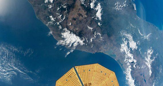 NASA territorio de México Espacio