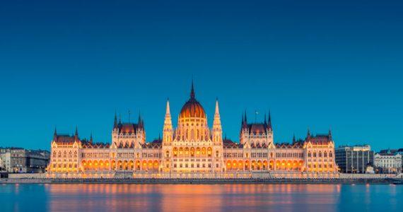 Parlamento Budapest Hungría