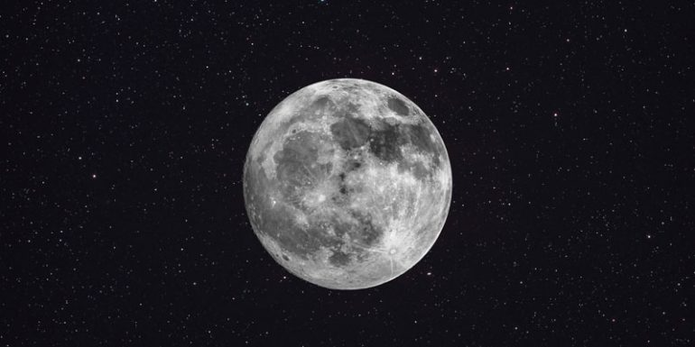 superluna luna llena lluvia de estrellas mayo Eta Acuáridas