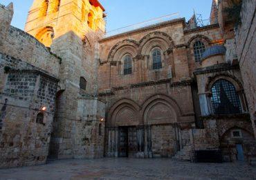 Santo Sepulcro Israel reabre sus puertas