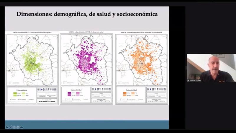 Atlas de Vulnerabilidad México COVID-19 Ciudad de México