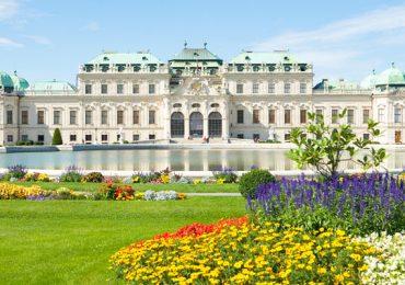 Palacio Belvedere Viena Austria