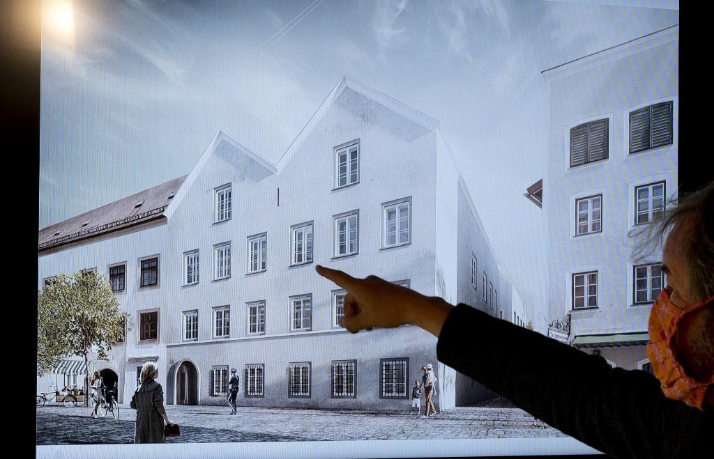 casa natal Austria