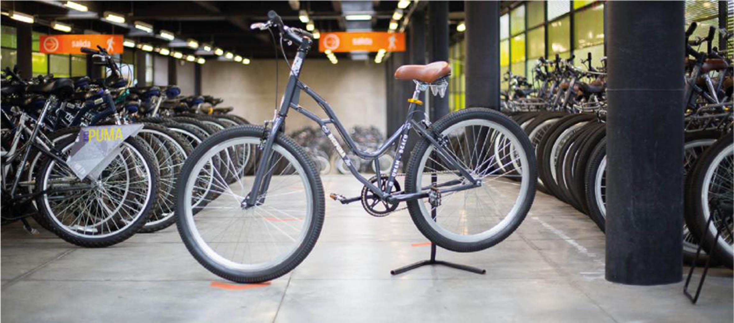 bicicleta UNAM Ciudad de México
