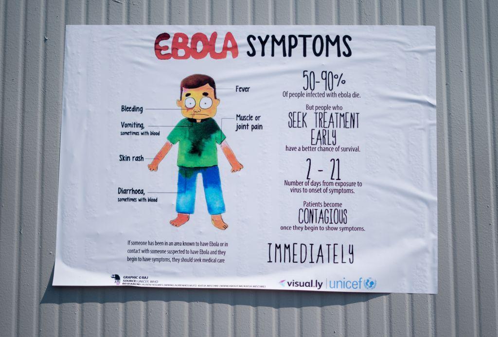 ébola congo OMS epidemia