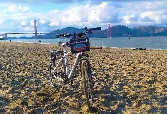 bicicleta Golden Gate San Francisco