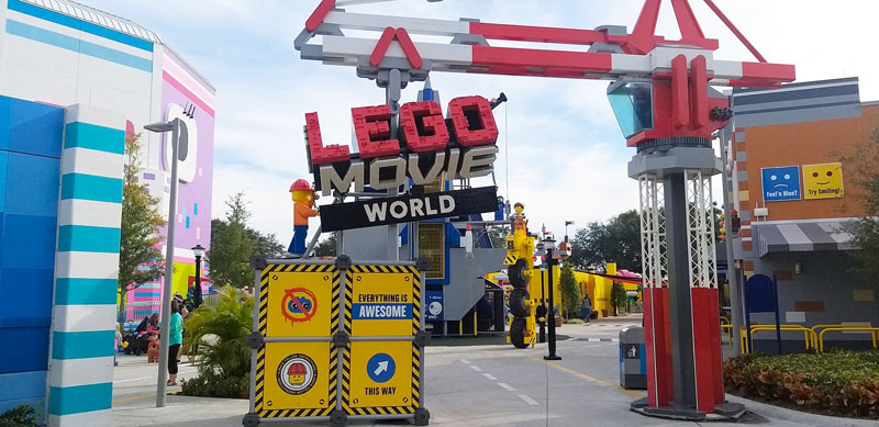 Legoland Resort The Lego Movie