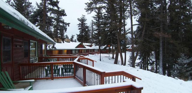 Canadá Hoteles Jasper Park Lodge