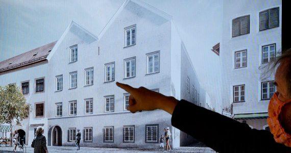 casa natal de Adolf Hitler Austria