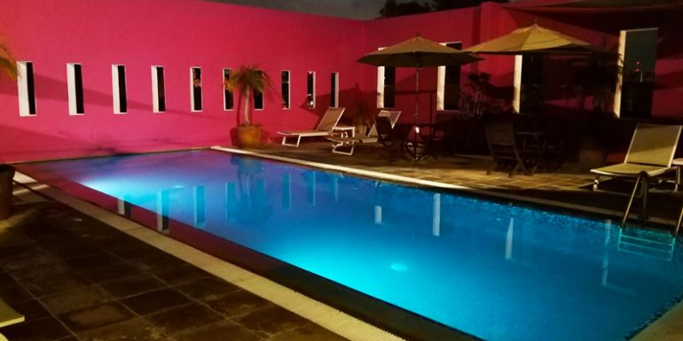 Casareyna Puebla hotwel