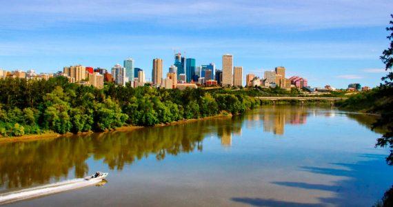Edmonton Alberta Canadá