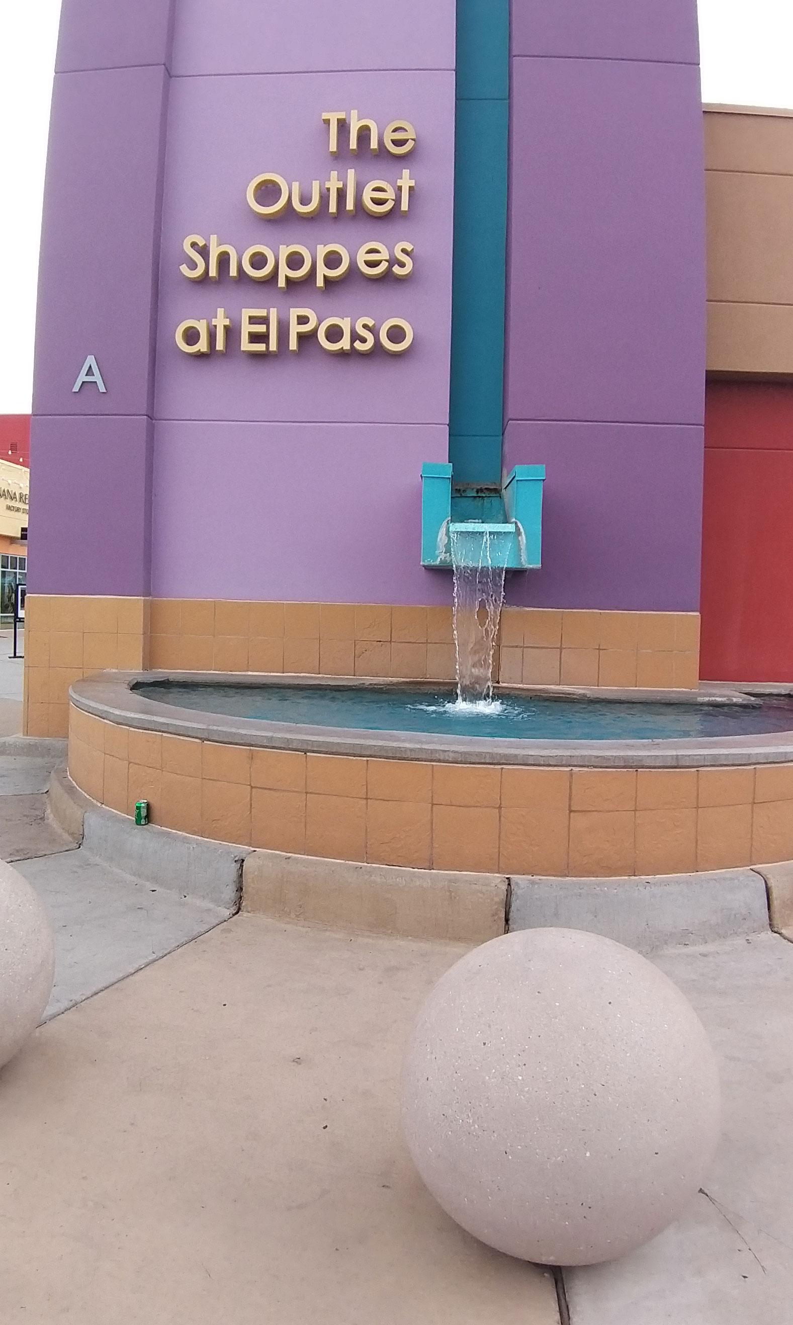 Outlet de El Paso Texas Outlet Shoppes