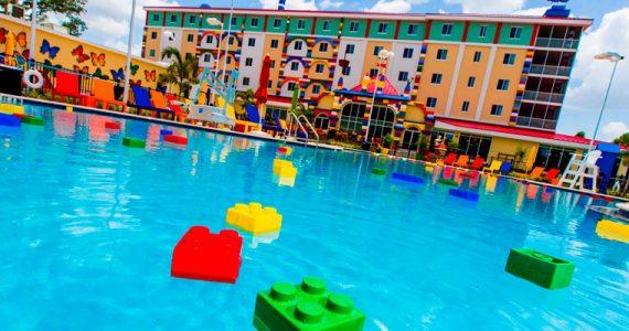 hotel de Legoland Lego Florida