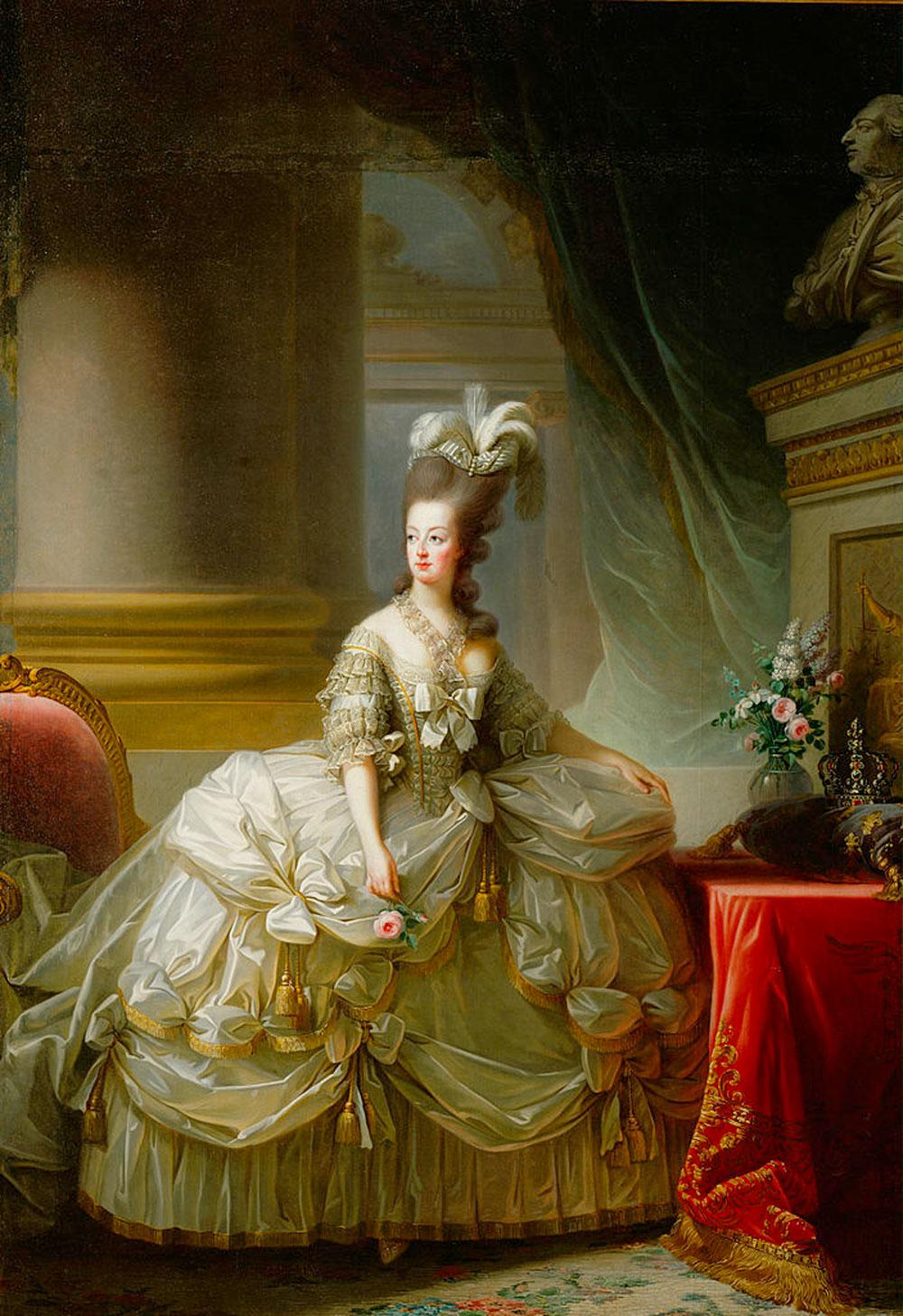 María Antonieta Versalles Francia