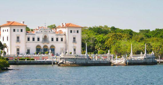 Villa Vizcaya Miami Florida