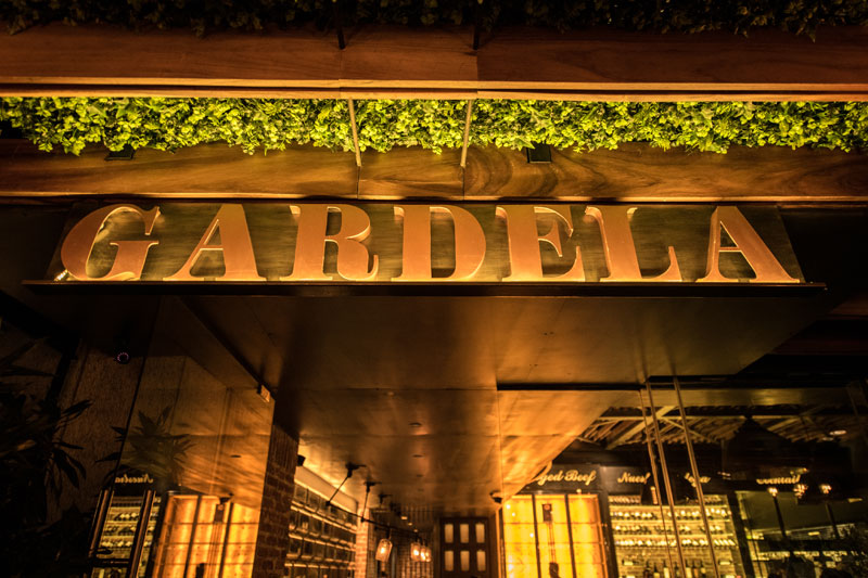 Gardela Palmas restaurante
