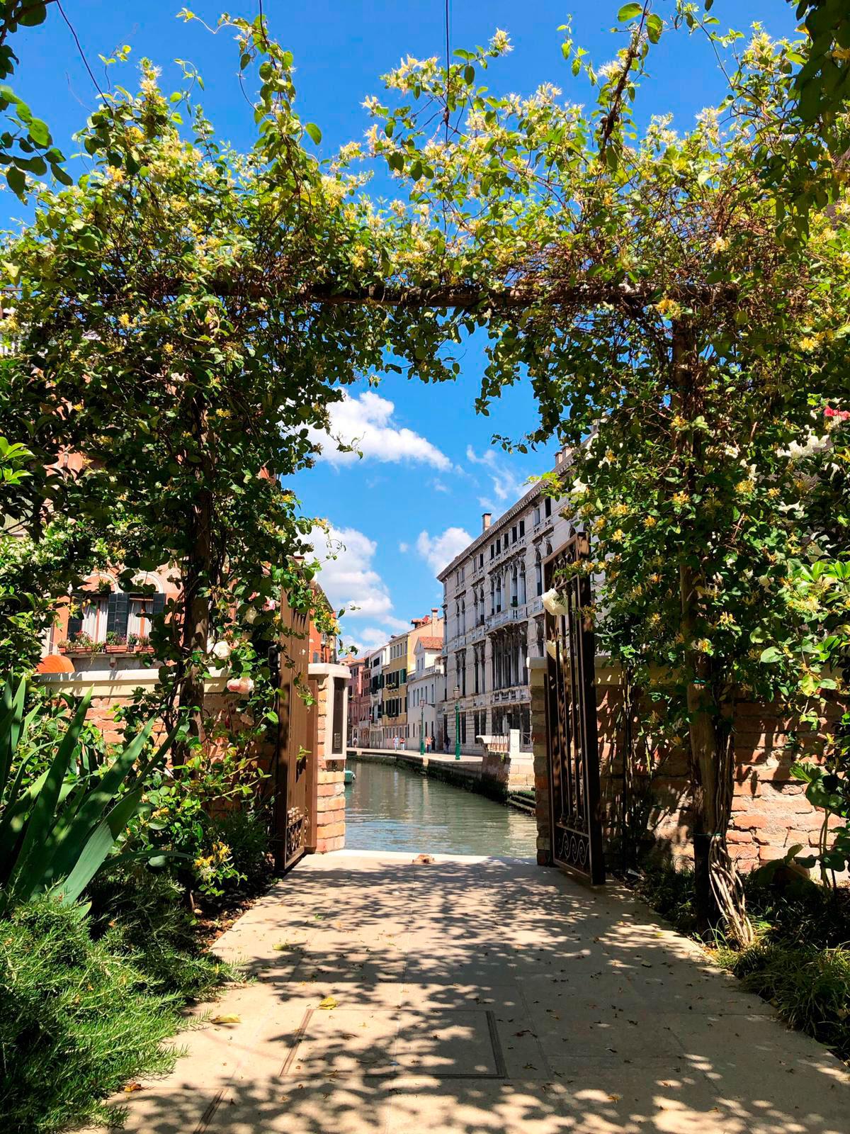 Venecia hotel Italia Madama Garden Retreat