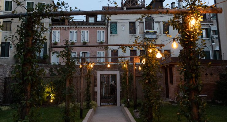 Venecia hotel Italia Madama Garden Retreat