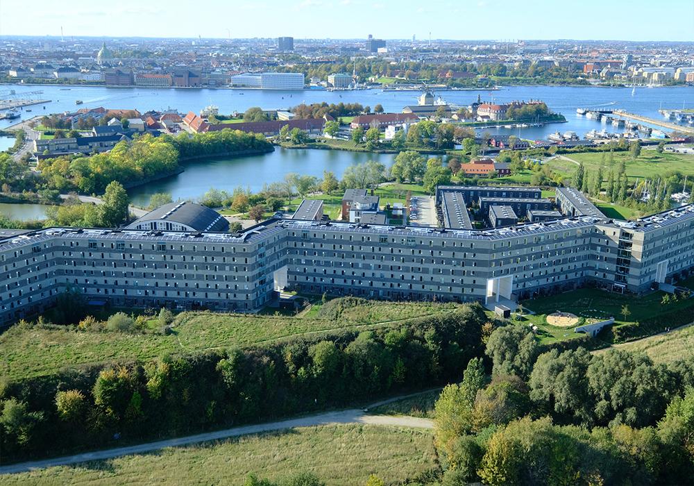 copenhill foto dinamarca copenhague verde ciudad huella carbono