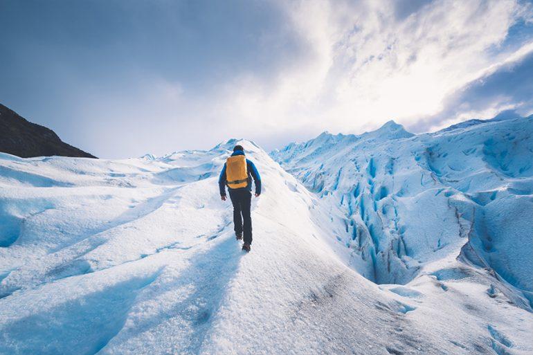 foto de glaciar perito moreno en argentina lugares para viajar 2021