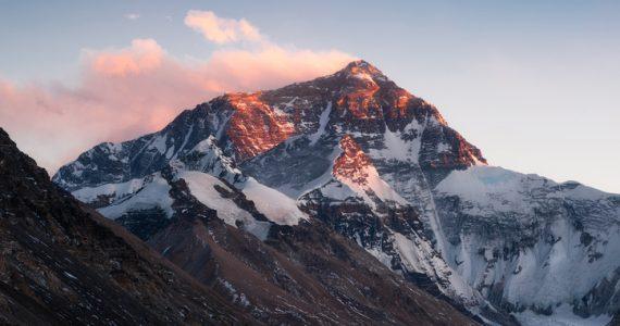 cambia altura del Everest