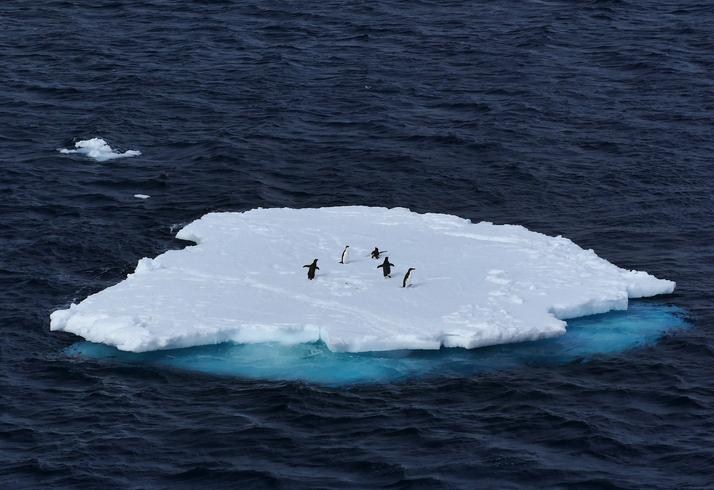 iceberg más grande del mundo