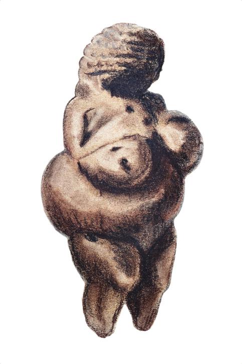 las Venus representan hambruna