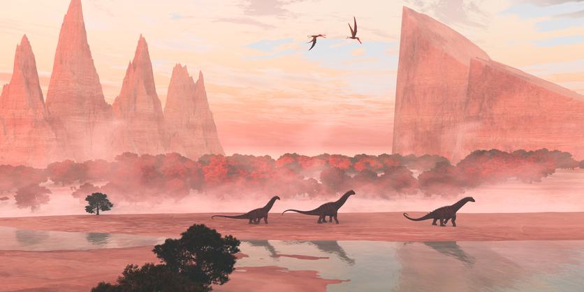 Titanosaurio