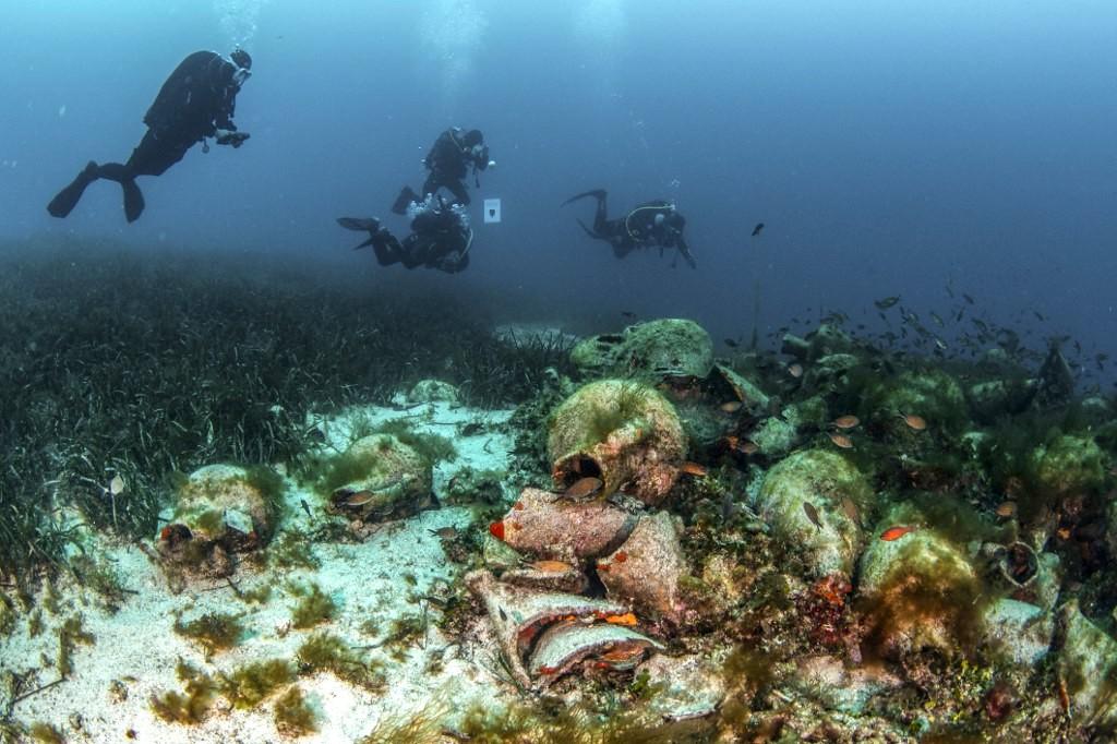 Museo submarino Grecia