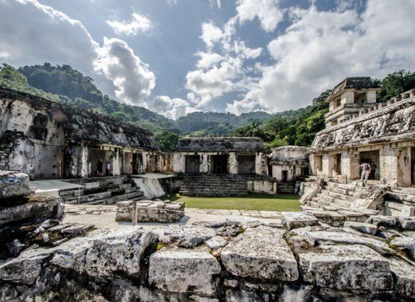 Palenque ciudades abandonadas