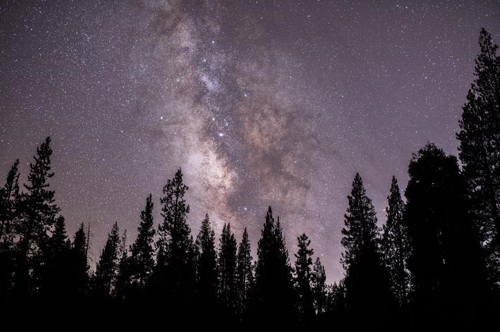ver las estrellas en México